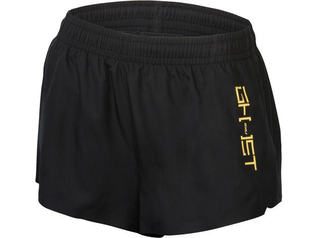 "2XU GHST 3"" Shorts Dam black/gold"